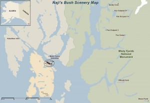 BFU North, near Ketchikan, AK, and surrounding area